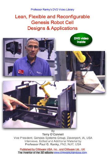 Lean Credence Popular overseas Flexible and Reconfigurable Genesis Designs A Robot Cell