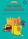 Histoire-Géographie CM1 - Collection Citadelle - Cahier élève - Ed. 2016: Cahier d'activités interdisciplinaires