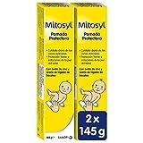 Mitosyl | Crema Pañal | Pomada Protectora 2 X 145G | Previene Y Trata Las Irritaciones de la Piel del Bebé por Rozaduras del Pañal 290 g