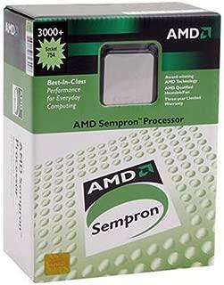 AMD Sempron 3400+ Socket 754 CPU Processor SDA3400AIO3BX 2.0GHz