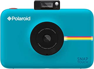 Polaroid Snap Touch Camera And Mobile Printer Blue
