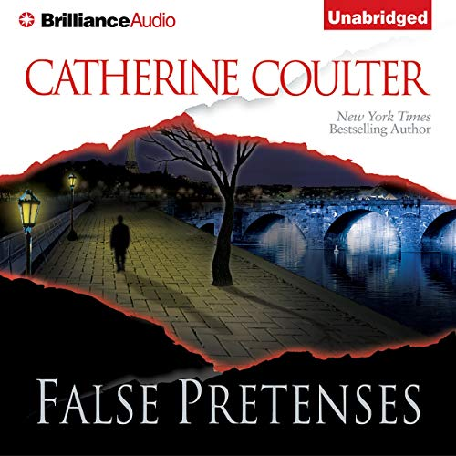 False Pretenses Audiobook By Catherine Coulter cover art