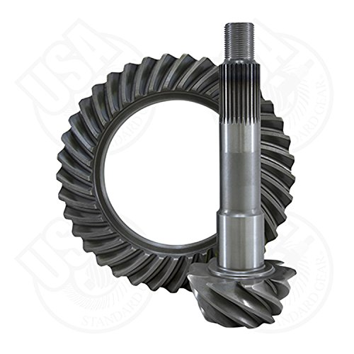 """USA Standard Gear Ring & Pinion Gear Set for Toyota 8"""" in a 5.29 Ratio"""