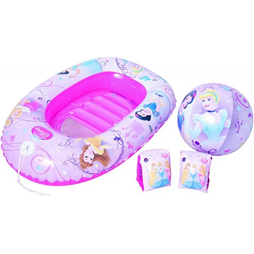 Bestway Strandset in strandtas Disney Princess