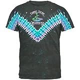 Darkstar Orchestra - Space Tie Dye T-Shirt - X-Large Black