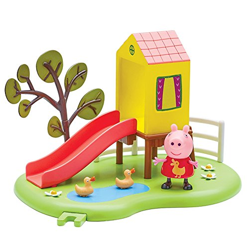 Peppa Pig - Outdoor Fun Slide - Spielset + Minifigur
