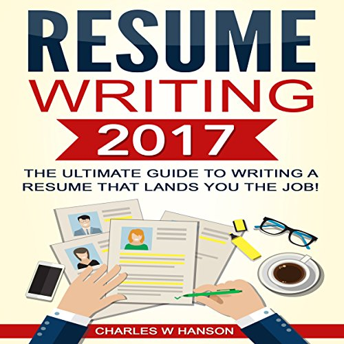 Resume Writing 2017 cover art