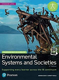 Pearson Baccalaureate: Environmental Systems and Societies bundle 2nd edition: Industrial Ecology