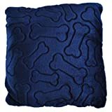 Bone Dry DII Medium Pet Pllow Blanket for Dogs and Cats, 50x60, Warm,...