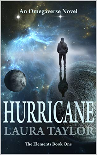 Hurricane: An MM Omegaverse Sci-fi Romance (The Elements Book 1) by [Laura Taylor]