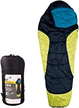 AceCamp Terrain Mummy Sleeping Bag, Warm & Cold Weather Winter Sleeping Bags, 0, 20 & 45 Degree Bags for Camping, Backpacking, Hunting, Hiking, with Compression Sack