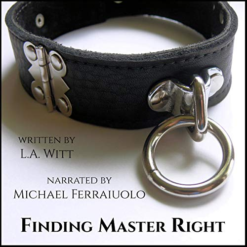 Finding Master Right audiobook cover art