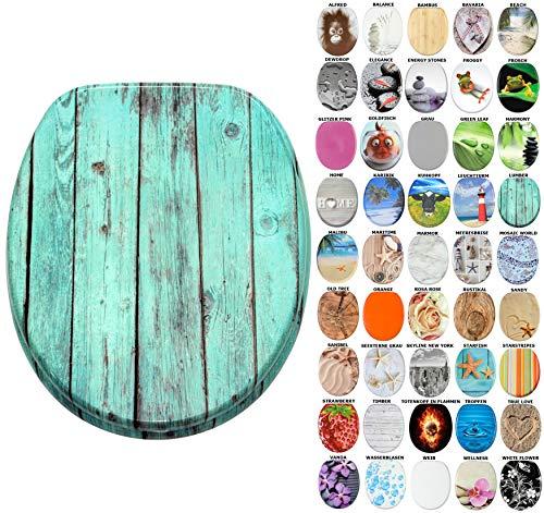 WC Sitz, viele schöne WC Sitze zur Auswahl, hochwertige und stabile Qualität aus Holz (Lumber)