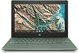 HP Chromebook 11 G8 EE Verde 29,5 cm (11.6') 1366 x 768 Pixeles Intel® Celeron® N 4 GB LPDDR4-SDRAM 32 GB eMMC Wi-Fi 5 (802.11ac