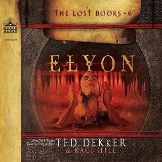 Elyon audiobook cover art
