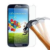 PLT24® 9H Hartglas/Panzerglas für Samsung Galaxy S4 / Bildschirmschutzglas/Tempered Glass/Panzer Glas Bildschirm Schutz Folie/Schutzglas / Echte Glas/Verb&englas / Glasfolie