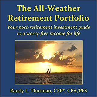 The All-Weather Retirement Portfolio audiobook cover art