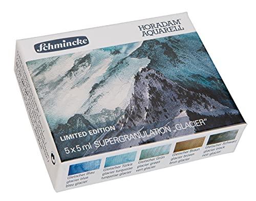 Schmincke Horadam Aquarell Supergranulation Glacier Set (74845097)