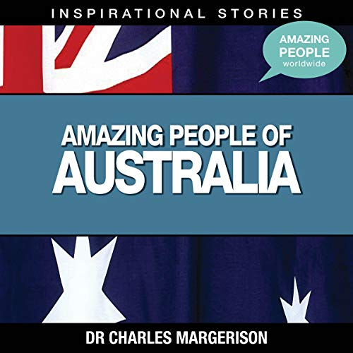Amazing People of Australia cover art