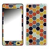 Disagu SF-106574_1206 Design Folie für Wiko Rainbow Lite - Motiv Polygone 03