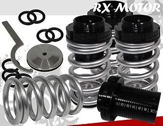 (Silver) Mazda Miata Mx-5 Mx5 Scale Coilover Springs Lowering Drop Kit