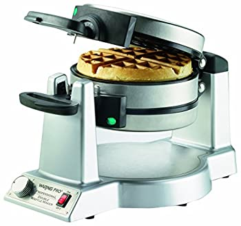 Waring WMK600 Double Belgian Waffle Maker  Renewed