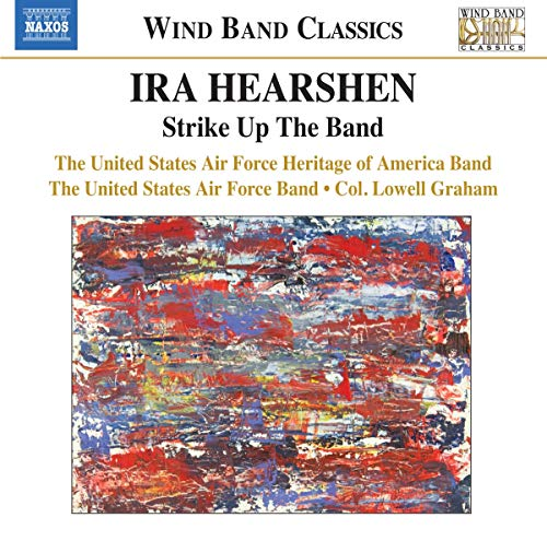 Ea. USAf Heritage Of America Band - Hearshen, Ira; Strike Up The Band