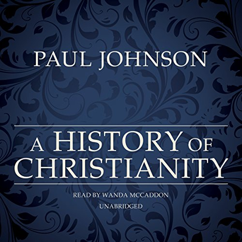 A History of Christianity audiobook cover art