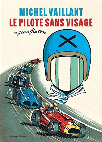 Michel Vaillant - tome 2 - Pilote sans visage (Le) N/B grand format