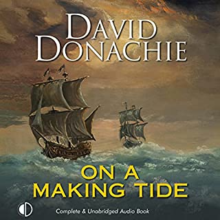 On a Making Tide cover art