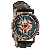 Ptolemaic Universe Model Astronomy Unisex Analog Watch