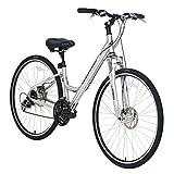 BikeHard LadyCruz Disc Ladys Fit Polished Aluminum