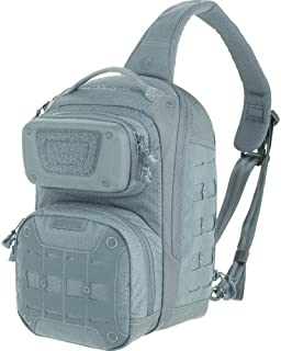 Maxpedition Edgepeak 15L Ambidextrous CCW EDC Sling Pack, Tactical Backpack