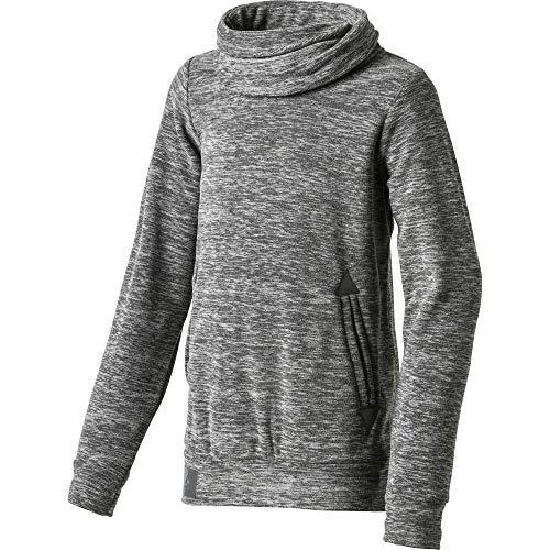 Firefly Kinder Deniz Fleece-Shirt, Black, 128