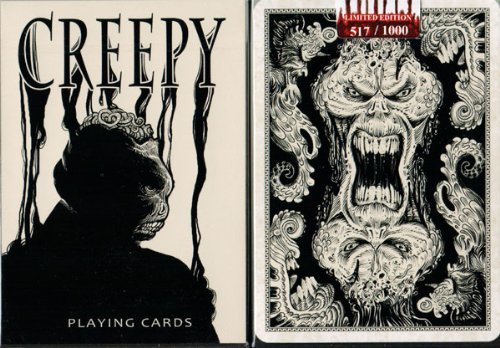 Un Numbered Limited Edition Creepy …