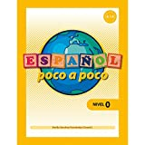 Español Poco a poco Nivel 0 Libro 1 |Educación Primaria| Editorial Geu (Español como Lengua Extranjera)