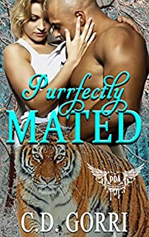 Purrfectly Mated: Paranormal Dating Agency (A Maverick Pride Tale Book 1) by [C.D. Gorri]