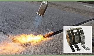 "Tarmac Asphalt Joint Repair Tape 2"" wide x 33ft Long Driveway Road & Path"