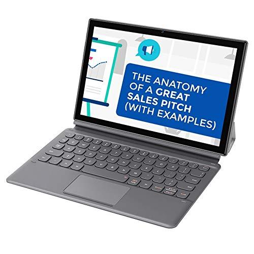 Blackview Tablet Keyboard Case Wireless Tastatur Cover für Blackview Tab 8/Tab 8E Tablet Touchscreen