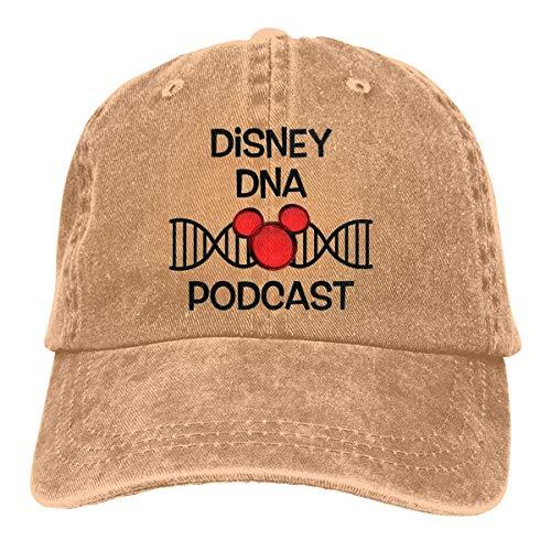 Rasyko Dis-ney DNA Pod-Cast Gear Sommerhut Cool Heat Shield Unisex Erwachsene Cowboyhut