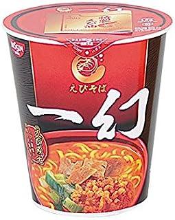 【販路限定品】日清食品 札幌 えびそば一幻 えびみそ 110g×12個