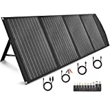 Best Portable Solar Panels - TISHI HERY 120W Portable Solar Panel Foldable Review