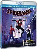 Spider-Man: Un Nuevo Universo (BD 3D + BD + BD Extras) [Blu-ray]