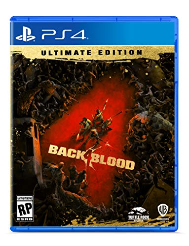 Back 4 Blood: Ultimate Edition (輸入版:北米) - PS4
