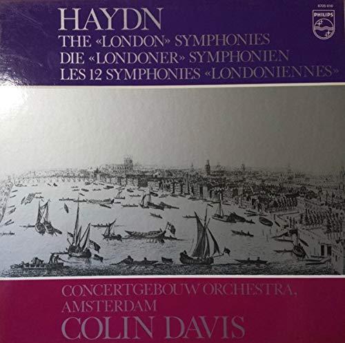 The 'London' Symphonies [6x Vinyl LP]