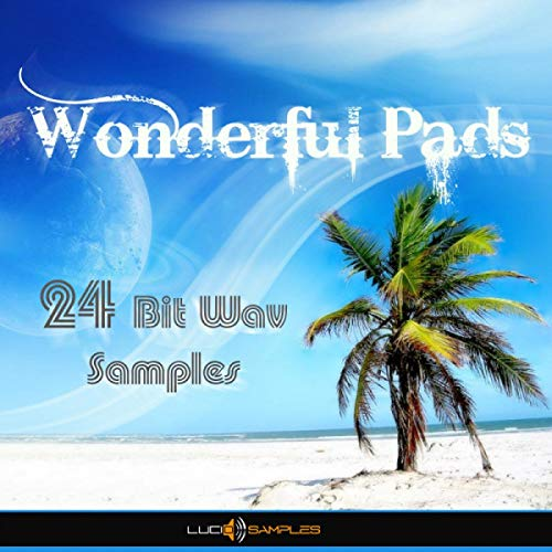 Wonderful Pads - 19 juegos completos de Wav Pad - Lucid Samples | Download