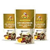 GW Khamkar Special Agri-Koli Masala, Spices, Taste of 87 Years' Experience, Initial Fisherman Community's Spices Proportion, Zip Lock & Re-usable Pack, 750grams, Pack of 3, (250g Each*3).