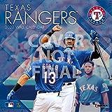 Texas Rangers 2020 Calendar