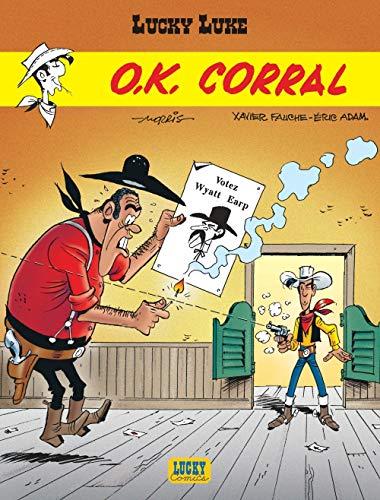Lucky Luke - tome 36 - O.K. Corral