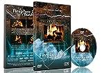 DVD Cheminée - Cheminée avec sons de la pluie et du tonnerre